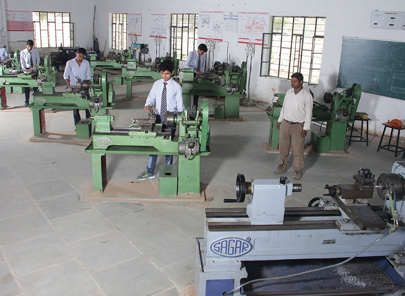 Top mechanical engineering colleges Udaipur