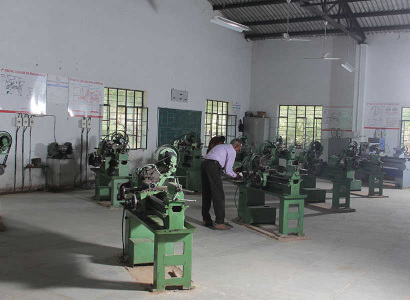 Top mechanical engineering colleges Rajasthan