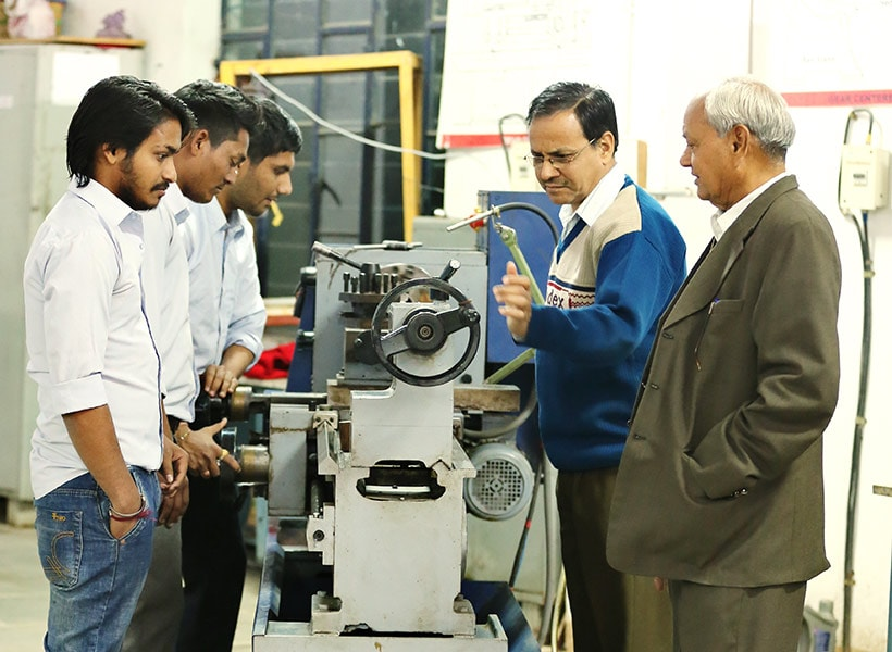 Top mechanical engineering college in Udaipur-Rajasthan-India.