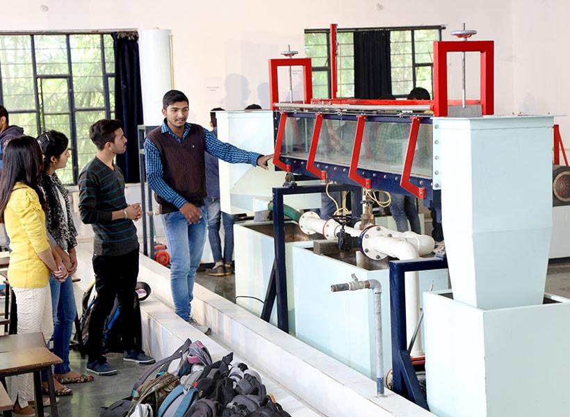 Top civil college in Udaipur