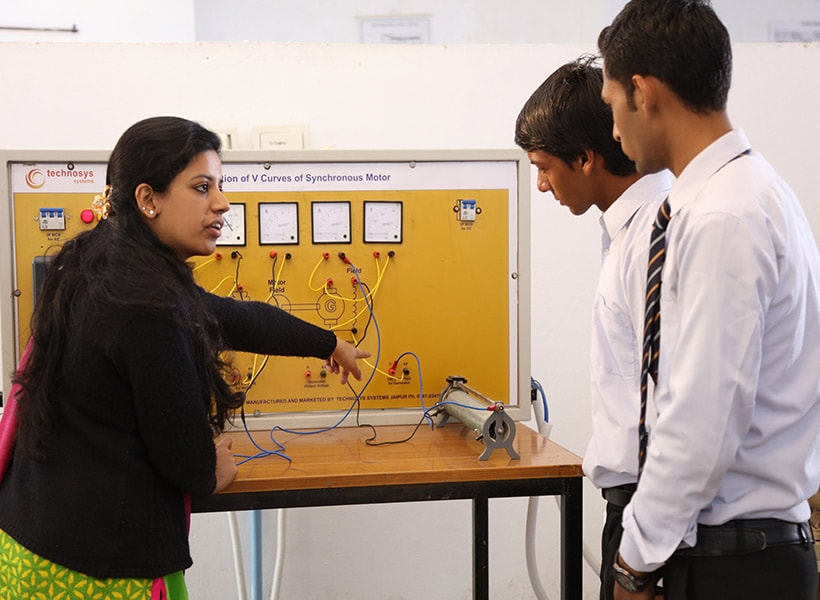 Best Engineering college for electronics and communication