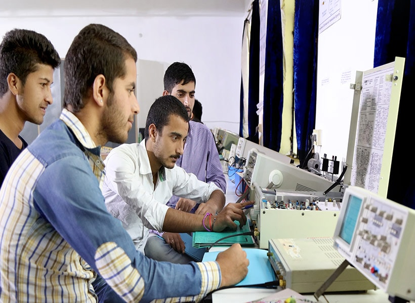 Top electronics and communication engineering Udaipur