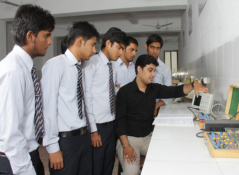 Best Electrical Engineering College in Rajasthan-India.