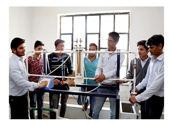Top engineering college for civil engineering in India.